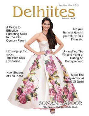 Delhiites Lifestyle Magazine June 2018 Magazine