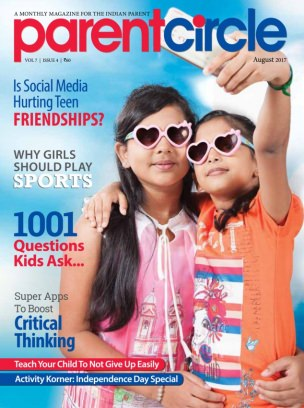 Parent Circle August 2017 Magazine