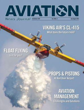 Aviation News Journal Magazine July-August 2018 Magazine
