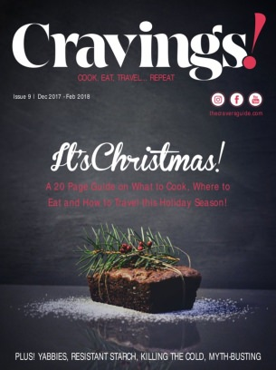 Cravings! December 2017 - February 2018 Magazine