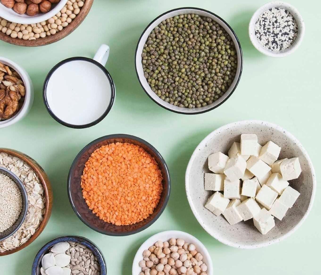 Recetas Sin Carne Vegetarianas Ricas En Proteinas