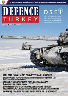 DEFENCE TURKEY Issue 77 Magazine