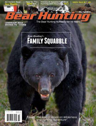 Bear Hunting Magazine March/April 2016 Magazine