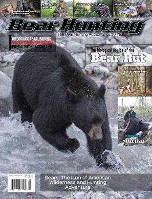 Bear Hunting Magazine May/June 2016 Magazine