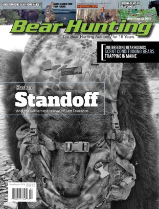 Bear Hunting Magazine July/August 2016 Magazine