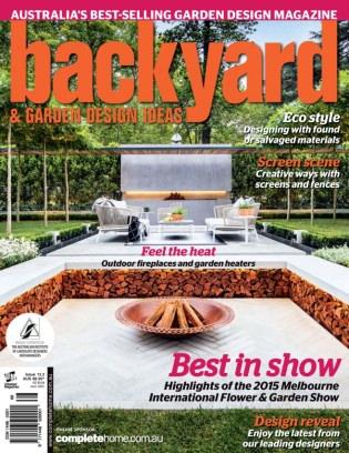 Backyard & Garden Design Ideas Magazine Subscription on ...