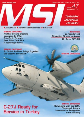 MSI Turkish Defence Review December 2017 / 14 . Issue: 47 Magazine