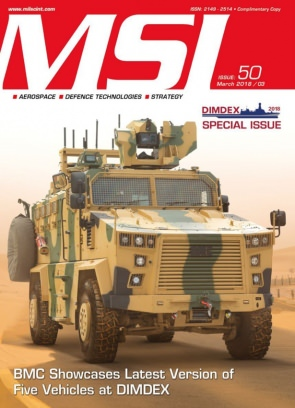 MSI Turkish Defence Review March 2018 / 03 . Issue: 50 Magazine