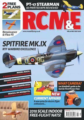 RCM&E July 2018 Magazine