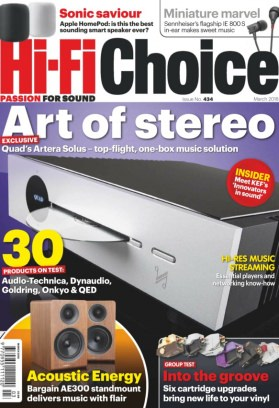 Hi-Fi Choice March 2018 Magazine