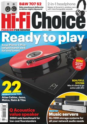 Hi-Fi Choice July 2018 Magazine