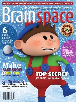 Brainspace Winter 2017-18 Magazine