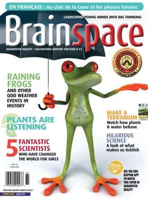 Brainspace Spring 2018 Magazine