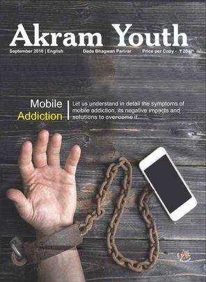 Akram Youth Mobile Addiction Magazine