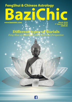BaziChic Feng Shui & Chinese Astrology March 2018 Magazine