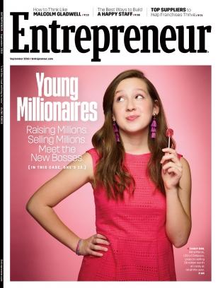 Entrepreneur September 2018 Magazine