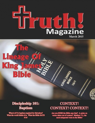 Truth! March 2015 Magazine