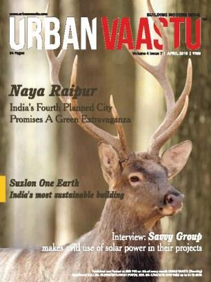 URBAN VAASTU - Building modern India April 2018 Magazine