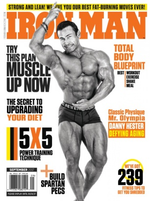 Iron Man Magazine September 2017 Magazine