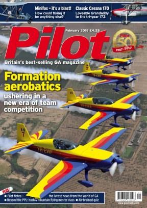 Pilot February 2018 Magazine