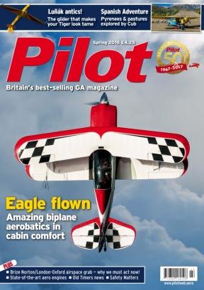 Pilot Spring 2018 Magazine