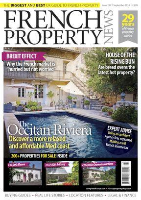 French Property News September 2018 Magazine