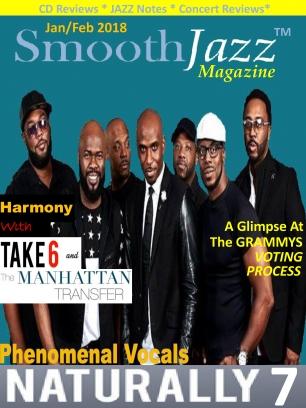 Smooth Jazz Magazine January/February 2018 Magazine