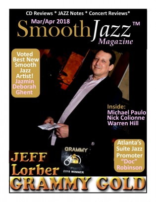 Smooth Jazz Magazine March/April 2018 Magazine