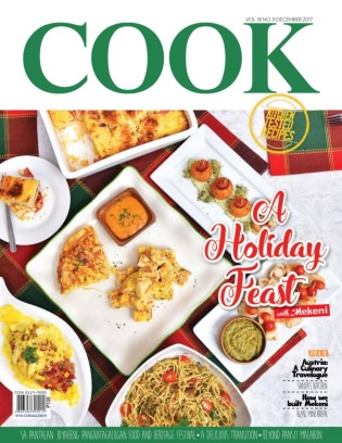 COOK MAGAZINE December 2017 Magazine
