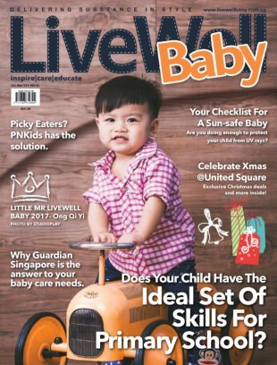 LiveWell Baby Issue 61 Magazine