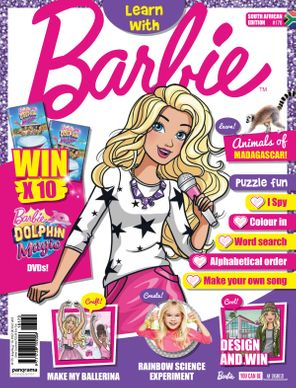 Barbie South Africa July/August 2018 Magazine