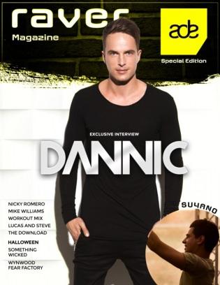 Raver Magazine Amsterdam Dance Event - Special Edition Magazine
