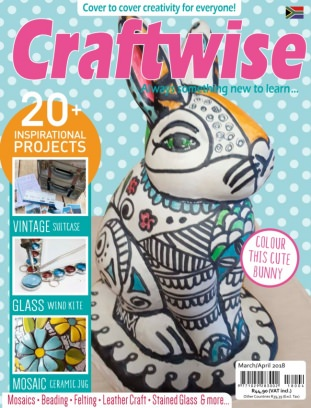 Craftwise March / April 2018 Magazine