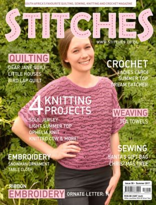 Stitches Summer 2017 Magazine