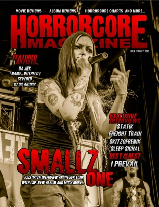 Horrorcore Magazine Issue 17 - August 2015 Magazine