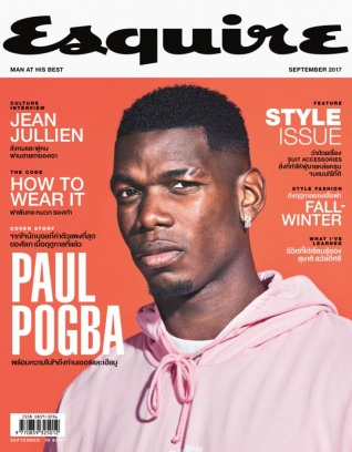 Esquire Thailand September 2017 Magazine