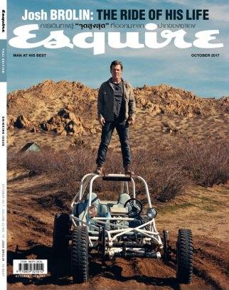 Esquire Thailand October 2017 Magazine