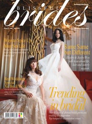 Blissful Brides Issue 27 Magazine