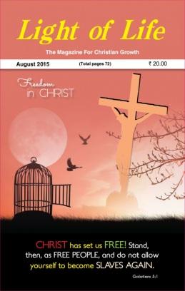 Light of Life August 2015 Magazine