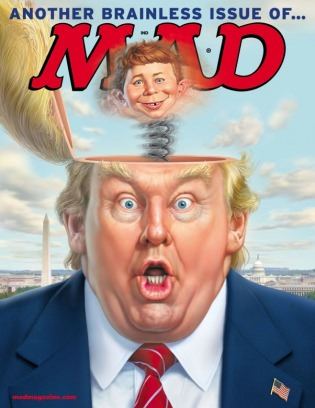 Enjoy reading MAD Magazine on Magzter Image