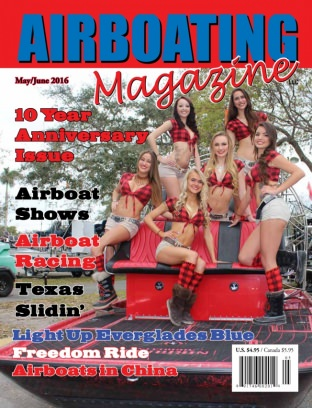Airboating Magazine is now available on Magzter Image