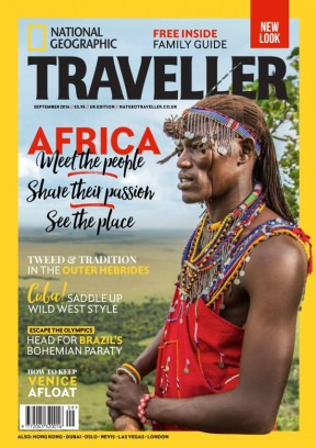 National Geographic Traveller UK is now available on Magzter Image