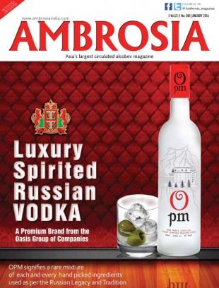 Ambrosia January 2016 Magazine