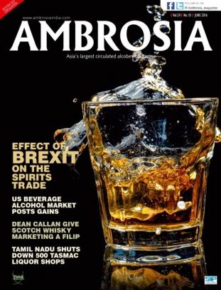 Ambrosia June 2016 Magazine