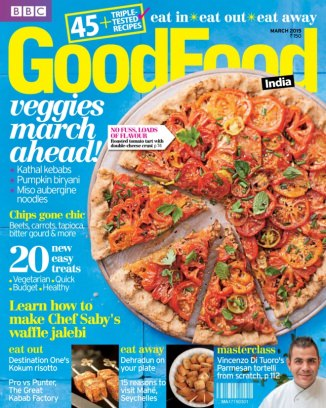 BBC GoodFood India March 2015 Magazine