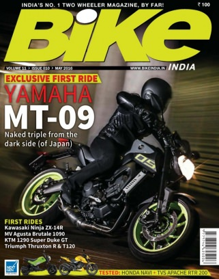 Bike India May 2016 Magazine