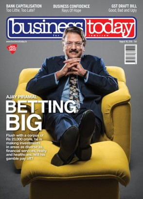 Business Today August 14, 2016 Magazine