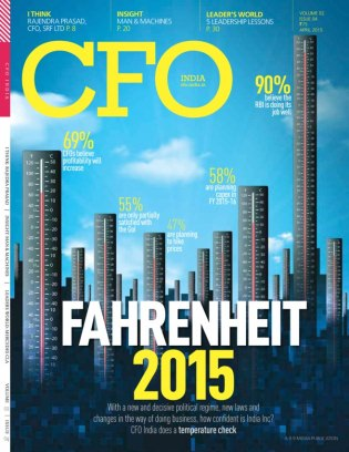 CFO April 2015 Magazine