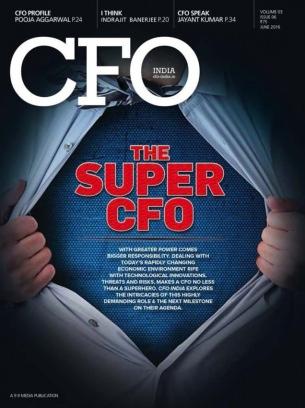 CFO June 2016 Magazine