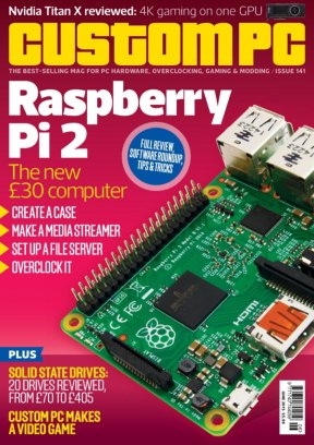 Custom PC June 2015 Magazine